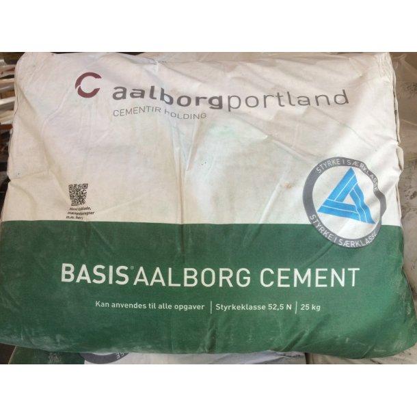Cement 1 sæk 25 kg